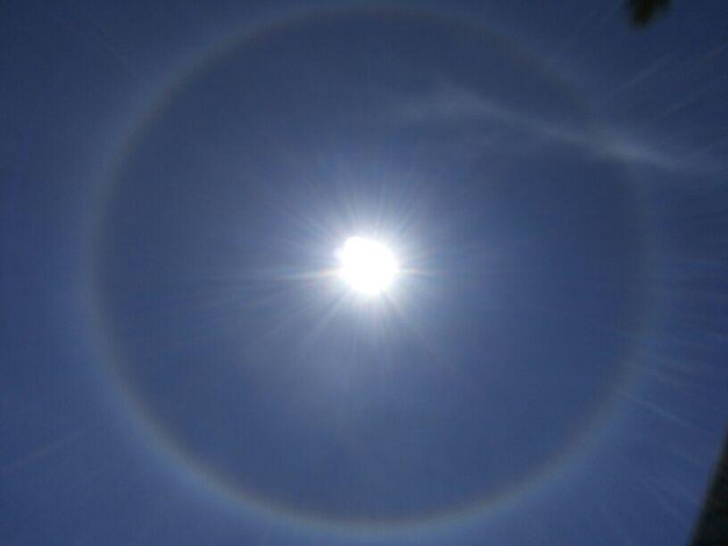 fenomena matahari hari ini 21 agustus 2013