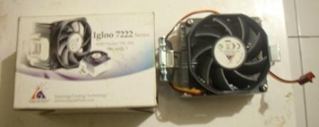 Fan Igloo 7222 Series