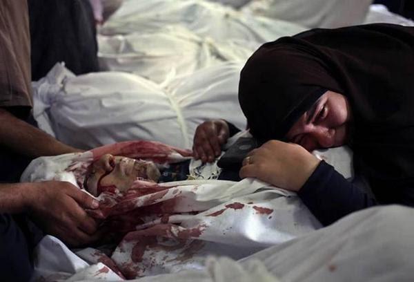 Foto Pengantin Baru Paling Menyedihkan di Mesir
