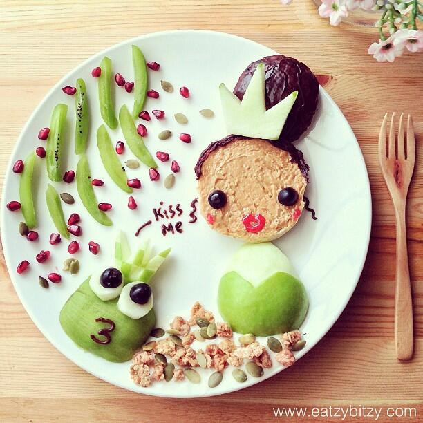Makanan Yang Lucu Untuk Dimakan