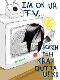 [NGAKAK] plesetan Sadako hantu Jepang
