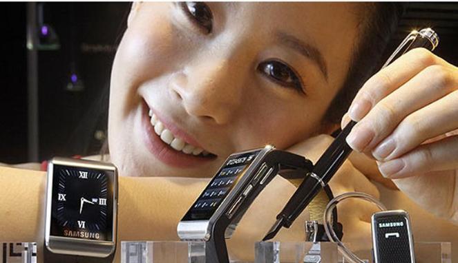 "Intip ""Jeroan"" Jam Tangan Pintar Keluaran Samsung"