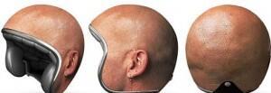 Helm unik nih gan :ngakak