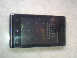 jual Sony Xperia E Dual || Black || masih garansi || bandung