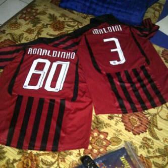 terima jasa costum name, player name, sponsor untuk jersey murah