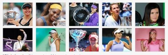 ~Ini dia ! 10 Atlet Wanita Cantik dengan bayaran termahal di Dunia~