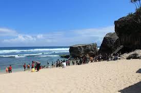 Pantai Pulang Sawal, Pantai Terbersih di Pulau Jawa