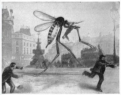 tau gak gan kenapa Nyamuk Menggigit Orang Tertentu Lebih Sering? ini dia alesannya!