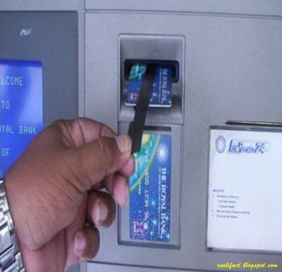 [HARUSWASPADA] Beginilah cara membobol ATM !!!!