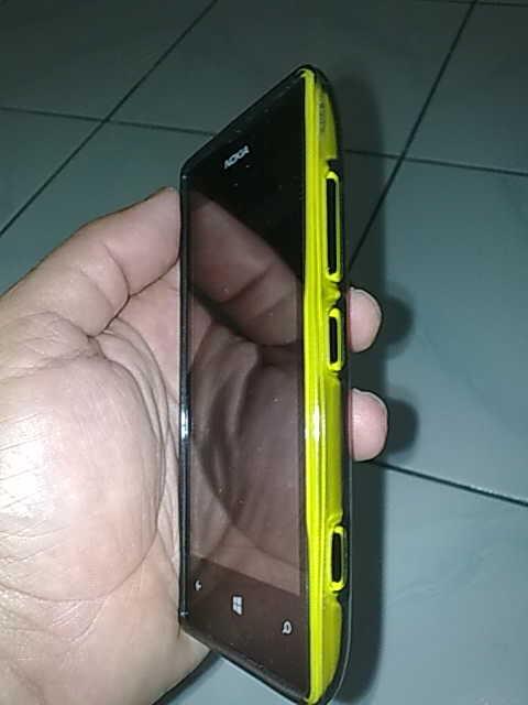Nokia LUMIA 520 Garansi 11 bulan banyak BONUSS di jogja
