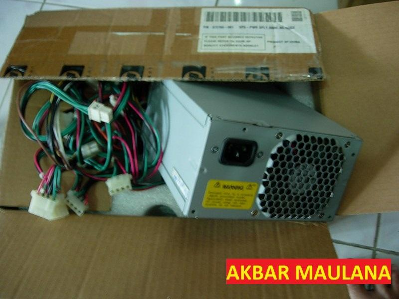 HP [372783-001] Power Supply 600W Non-Hot-Plug For ML150 G2