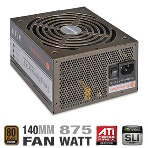 Thermaltake Toughpower XT 875W Modular Power Supply