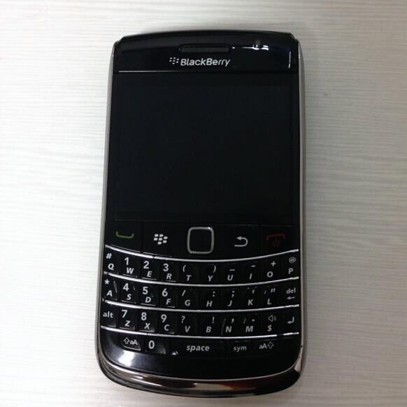 Blackberry Bold 9700 Onyx 1 Black (eks garansi selular shop)
