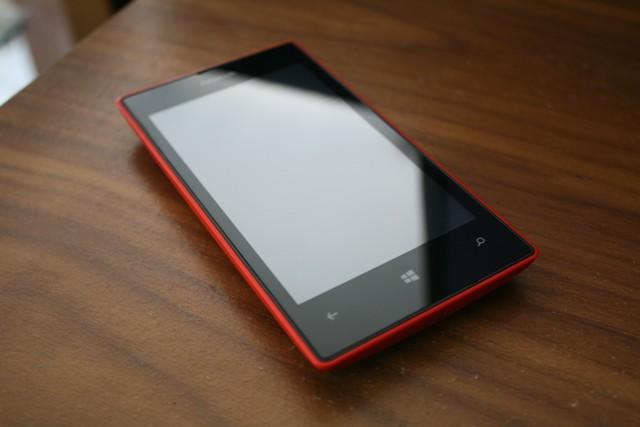 Baru 1 Minggu !! Nokia Lumnia 520 Red Garansi Fulll Resmi 1 Tahun