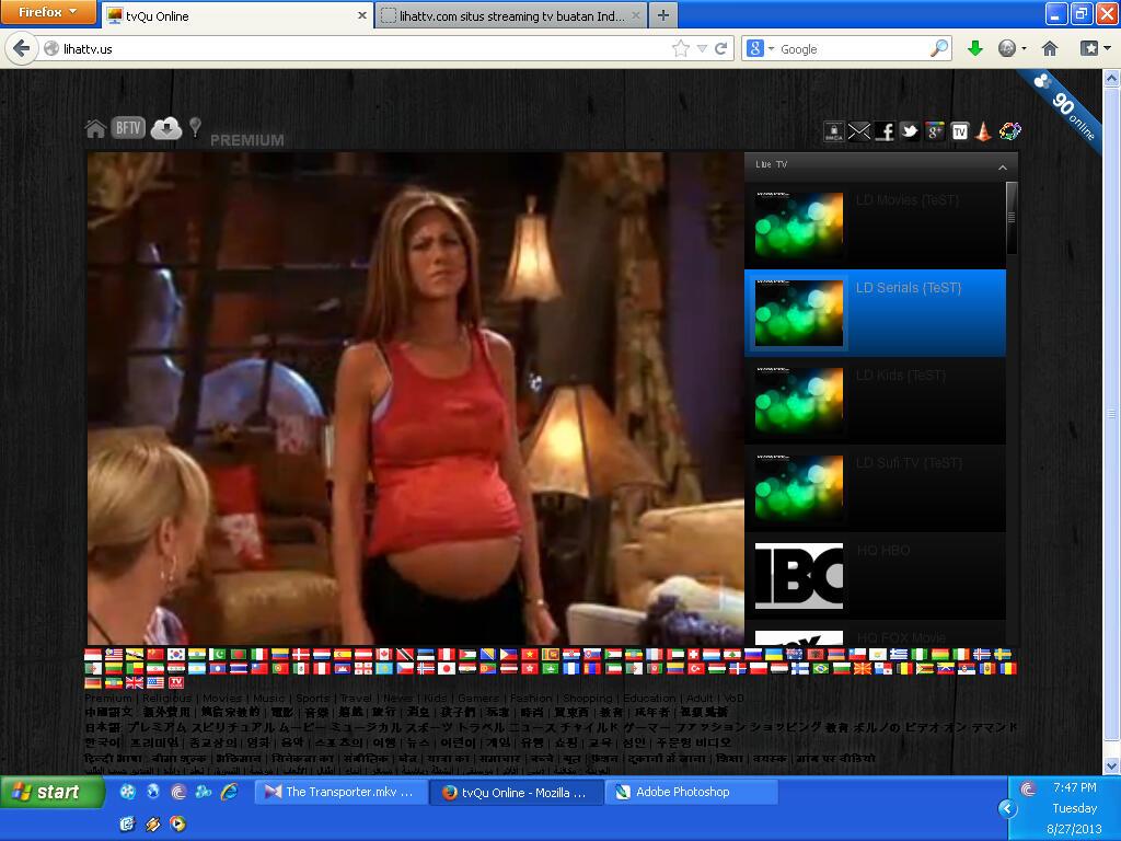 Lihattvcom Situs Streaming Tv Buatan Indonesia KASKUS
