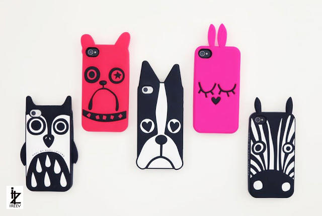 [IREEV] Marc by Marc Jacobs case for iphone 4 dan iphone 5 yang kece abis gan