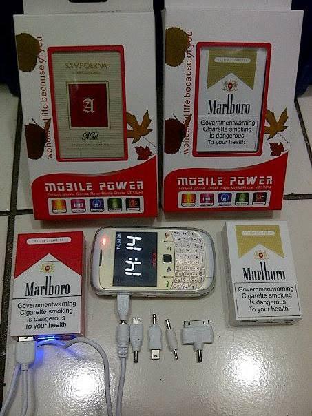 Menjual Aneka Power Bank