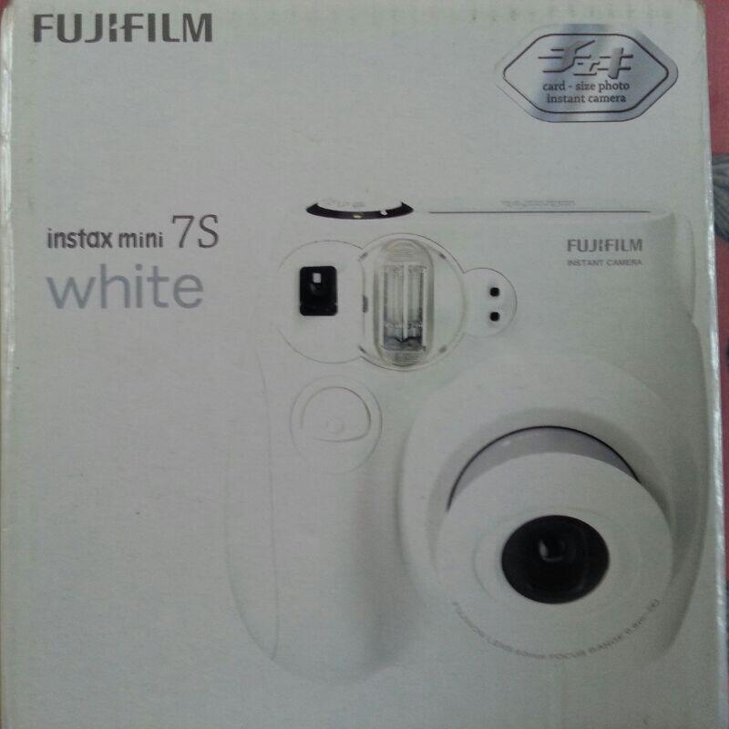 jual camera polaroid 7s new warna putih
