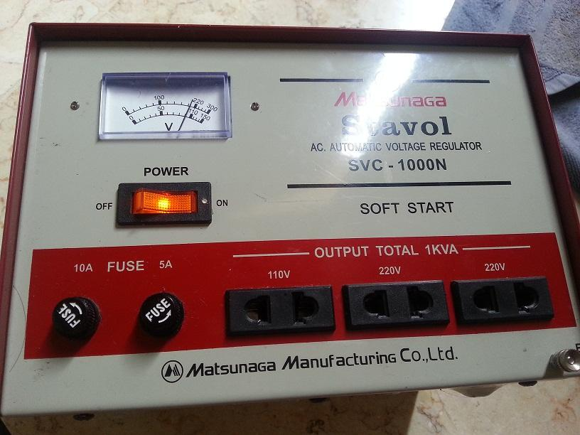 Stabilizier Matsunaga China SVC 1000N