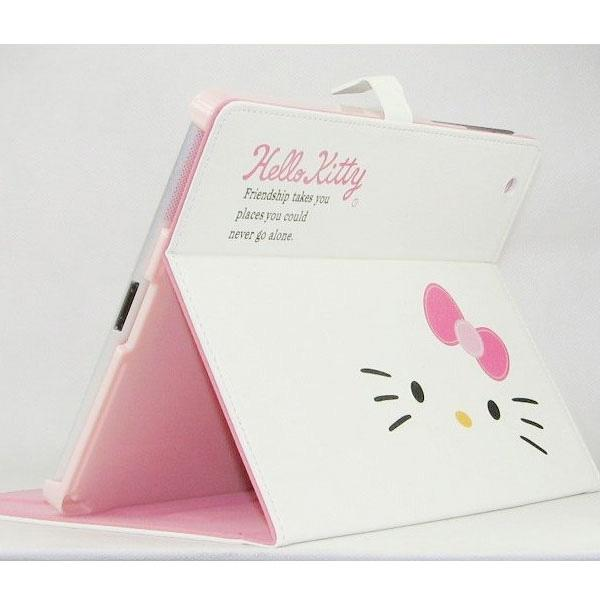 Casing Ipad 2/3/4 Hello Kitty White AD6233WE