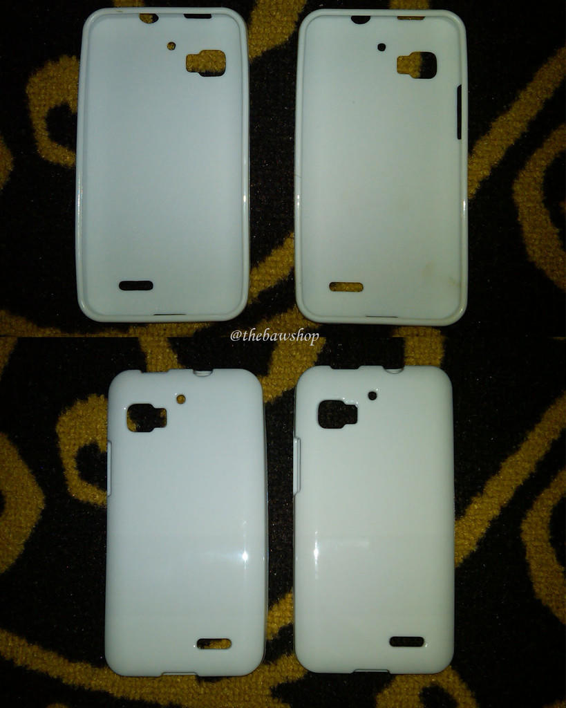 Softcase New Andromax i Putih