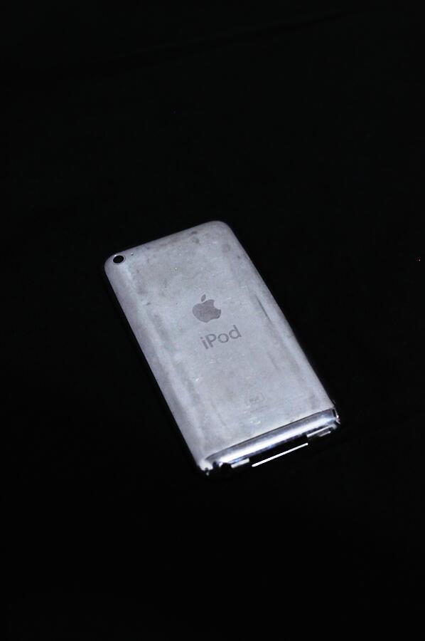 Dijual Ipod Touch Gen 4 Putih 8 GB