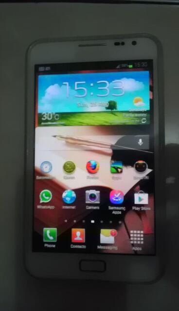 Galaxy Note 1 N7000 COD Mulus Murah Malang