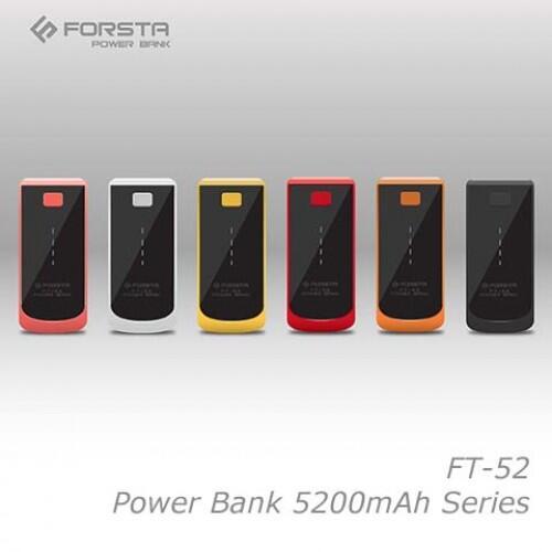 FORSTA Power Bank 4800mAh & 5200mAh Termurah