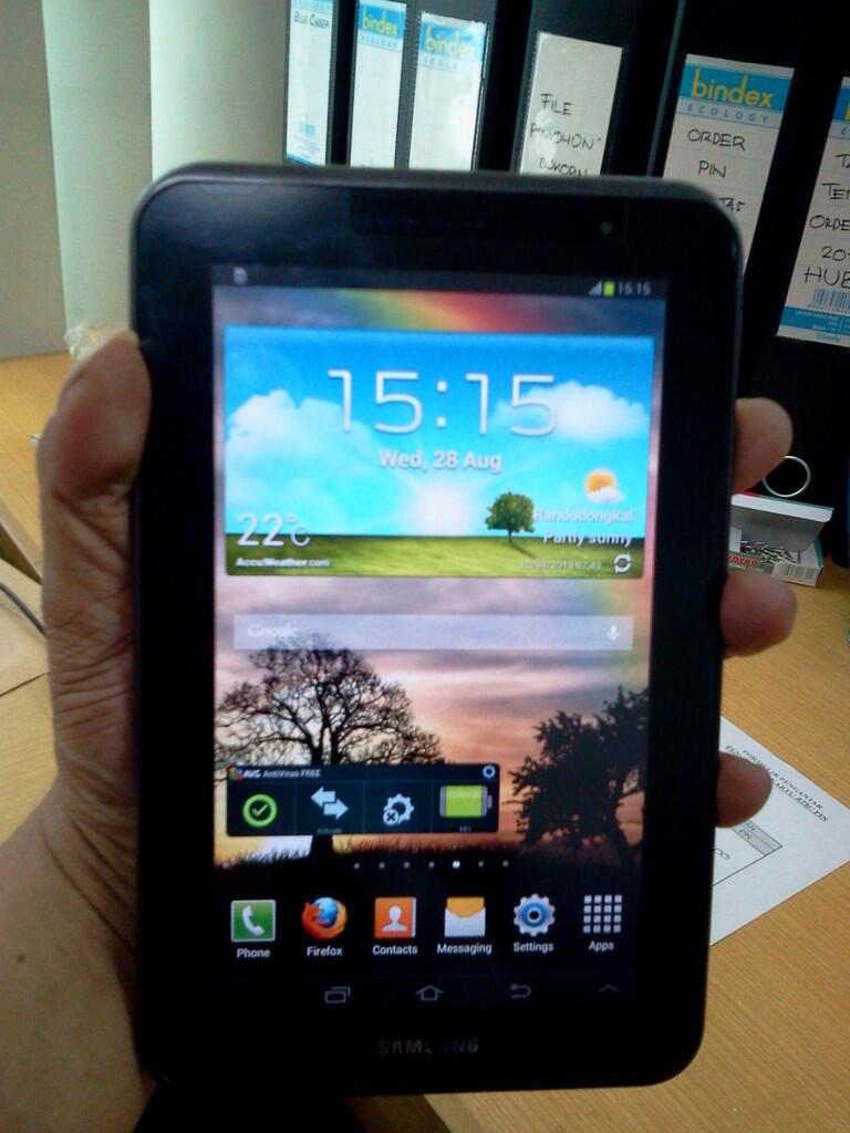 Galaxy Tab 2 P3100 Normal & Komplit