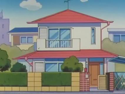 400 Gambar Rumah Kartun Nobita HD Terbaru