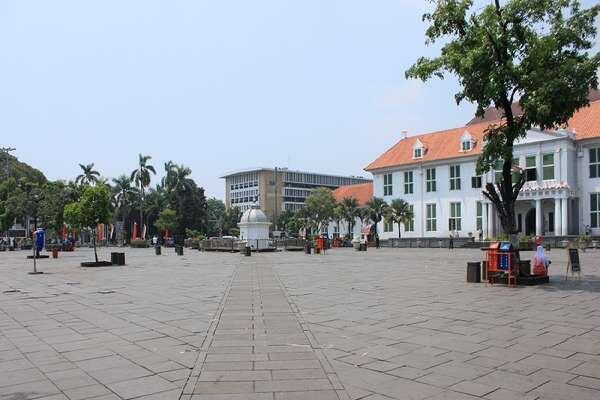 ~๑~Nyamannya Kota Tua Setelah Dibenahi Pak Jokowi.~๑~