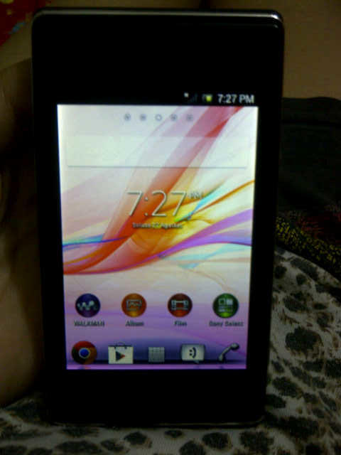 Hp Sony Experia E single
