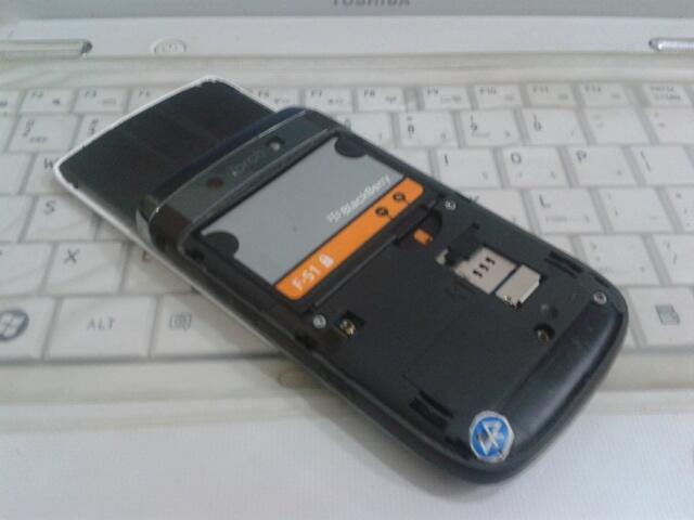 Blackberry 9810 Torch 2 cod bandung