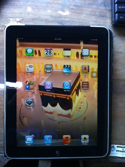 Ipad 1 3G + Wifi 32GB (Jogja)