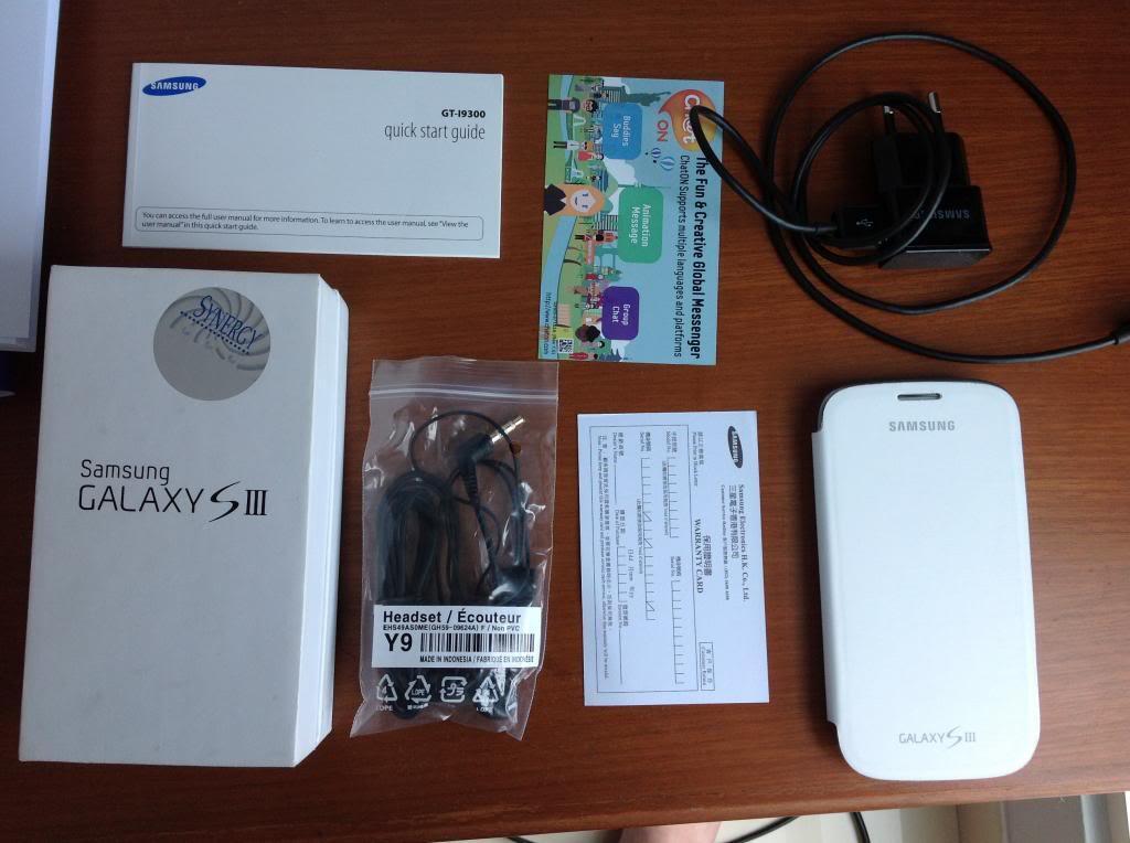 Jual Samsung Galaxy Note II & Galaxy S III & Galaxy S4 ( BM )