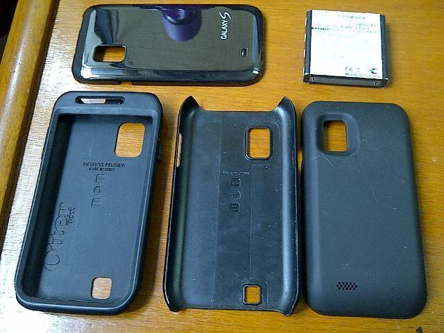 Samsung Galaxy S CDMA a.k.a FASCINATE - Bonus Banyak..!!
