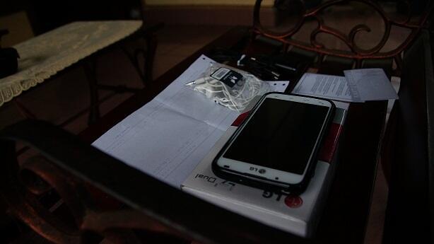 LG L7 Dual SIM Type P715 Baru Pakai 1 Bulan (BOGOR)
