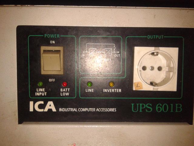 ICA UPS 601B