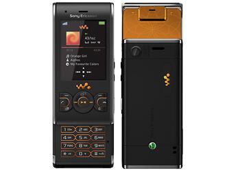 Sony Ericsson W595 Rusak