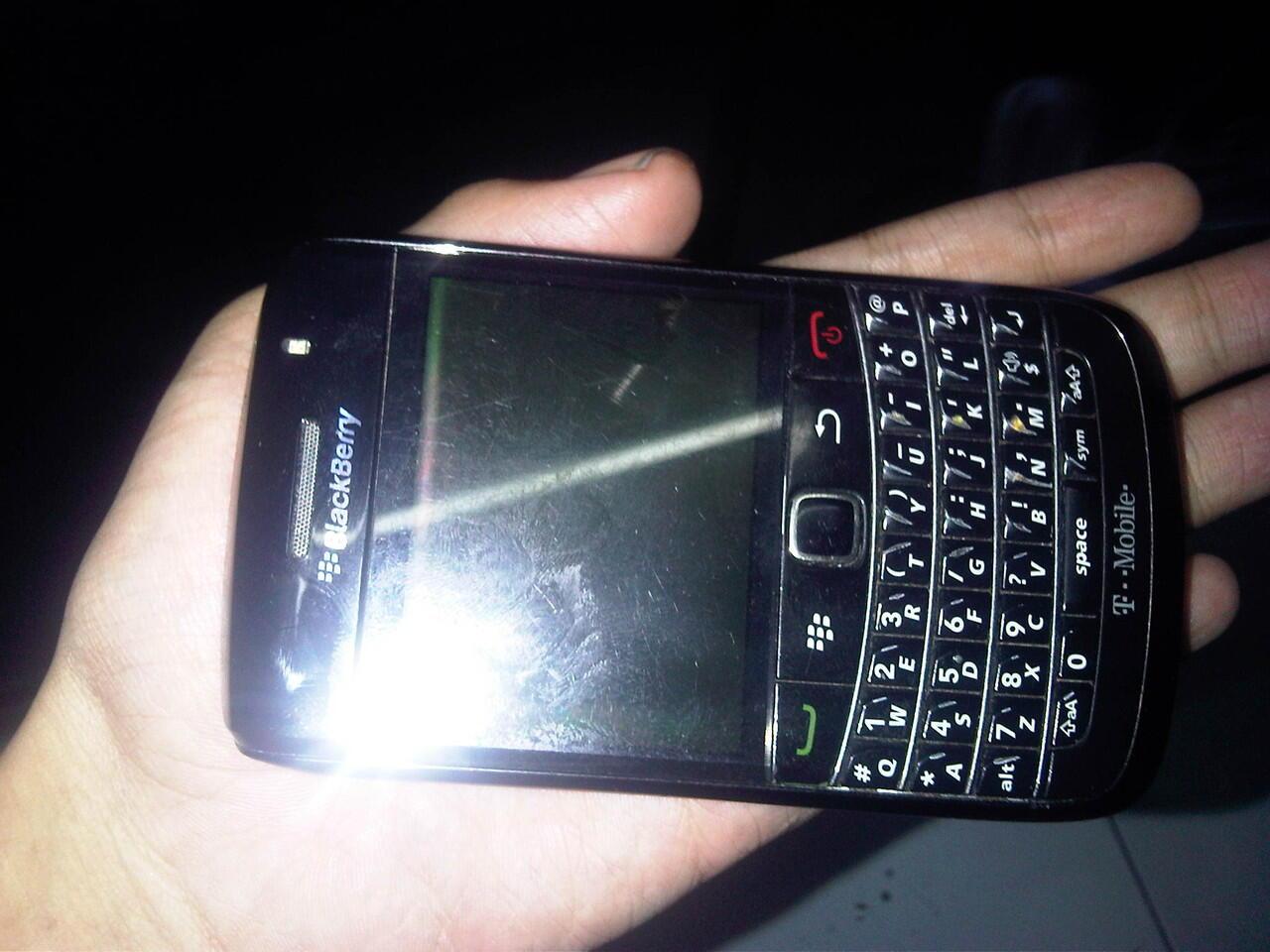 Blackberry 9780 onyx 2 Mulus Nyesel Gak masuk
