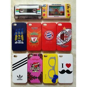 Jual Aneka Macam Casing Unik untuk iPhone 4/4s dan 5, mampir biar gak nyesel.....