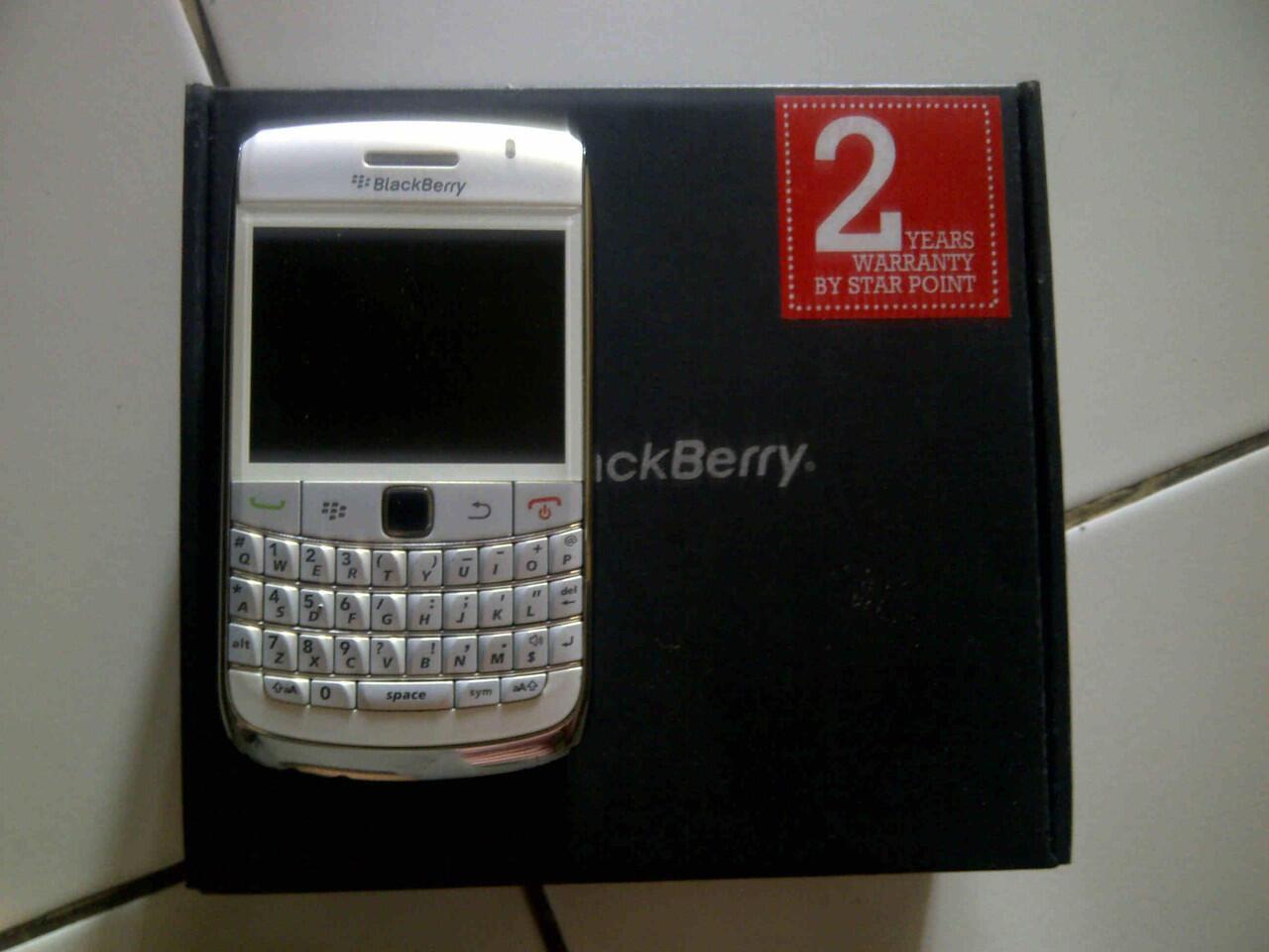 Blackberry onyx 9700