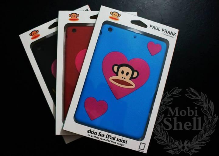 Dijual Skin Paul Frank for iPad Mini