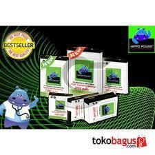 Battery Hippo Blackberry double power termurah dan bergaransi