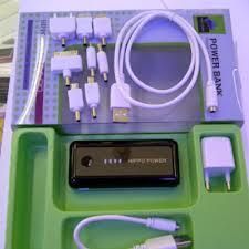 Powerbank Murah & Lengkap untuk Handphone, Blackberry, Ipad, Samsung Android