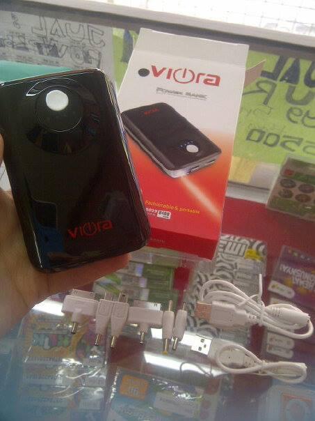Power Bank Viora 8400 mAH HARGA RATA!!!