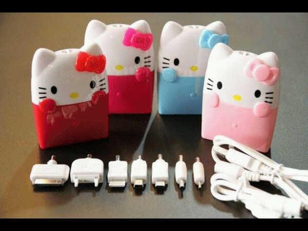 Power Bank Kelly Cat Hello Kitty 2800 mAh