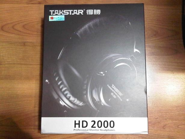 [Headphones] TAKSTAR HD2000 - Music, Movies, Gaming ? Hear It & Believe it !!