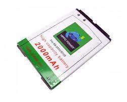 Battery Hippo double Power High Capacity for BB all Type Harga Termurah di Jakarta