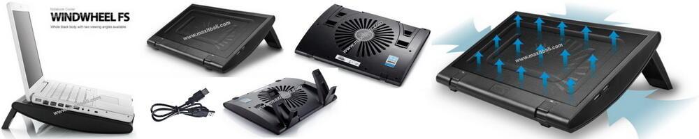 Cooling Pad : Deepcool - Windwheel Fs